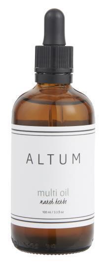 Multiöl mit Pipette Altum Marsh Herbs