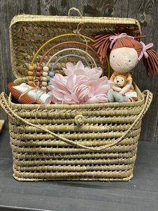 Geschenk für strahlende Kinderaugen - schön verpackt