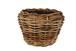 Drypot grob rot/braun